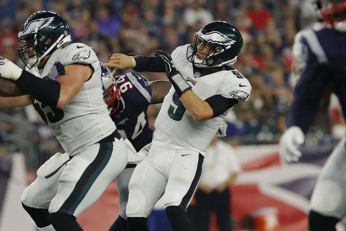 Patriots vs eagles: 6 winners and 3 losers from new englands 37 20