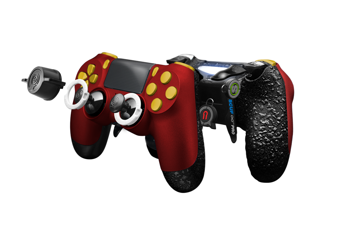 Scuf unveils two new PS4 controllers - Polygon