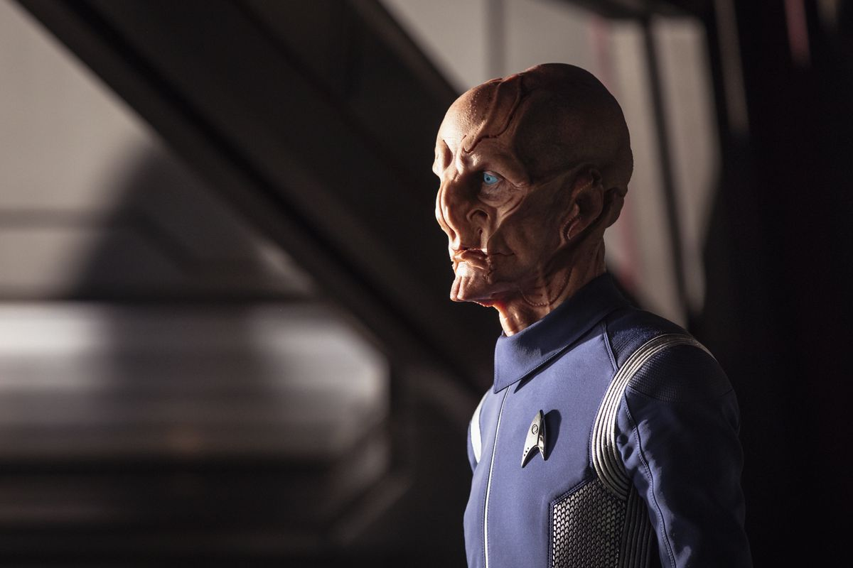 Image result for star trek discovery s2 saru