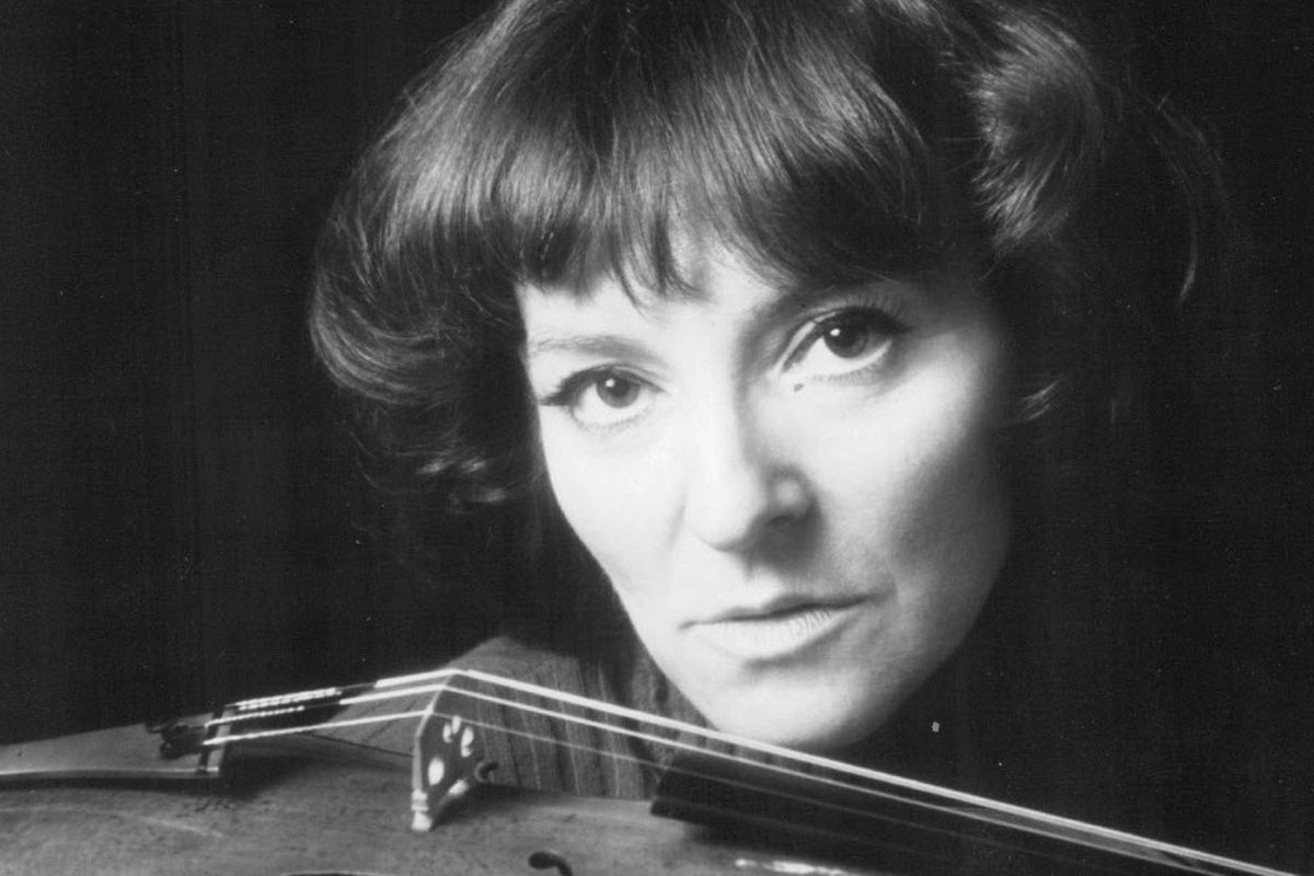 Poland violin virtuoso Wanda Wilkomirska dead at 89
