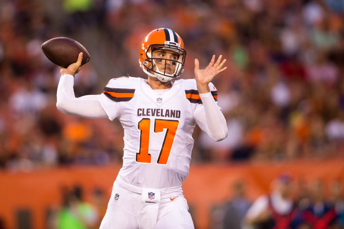 ab31b9ee4 Browns release quarterback Brock Osweiler, will the Broncos show interest?