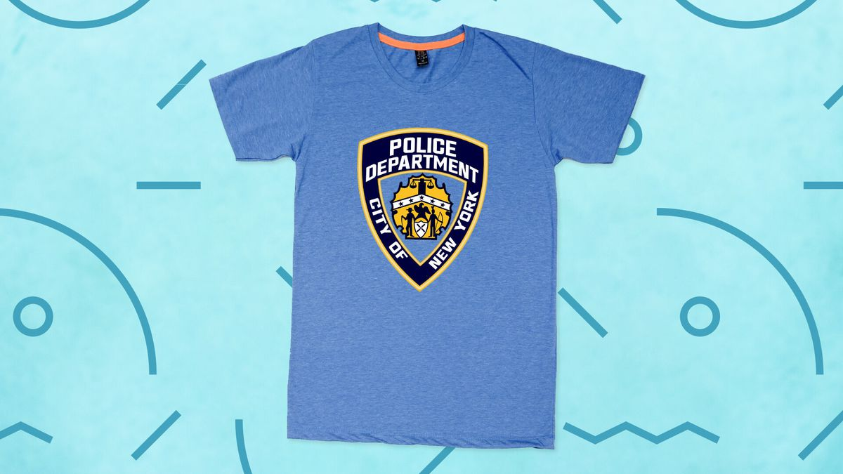 The complicated business of selling the NYPD logo - Vox