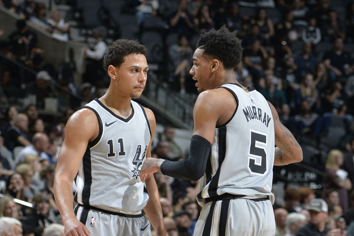 Progress the Spurs' players could make this season