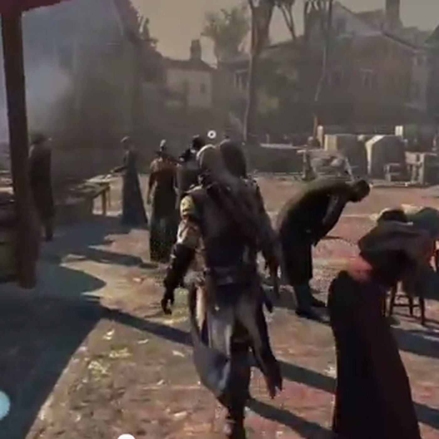 Assassin S Creed 3 Gameplay Demo Shows Off Boston Polygon