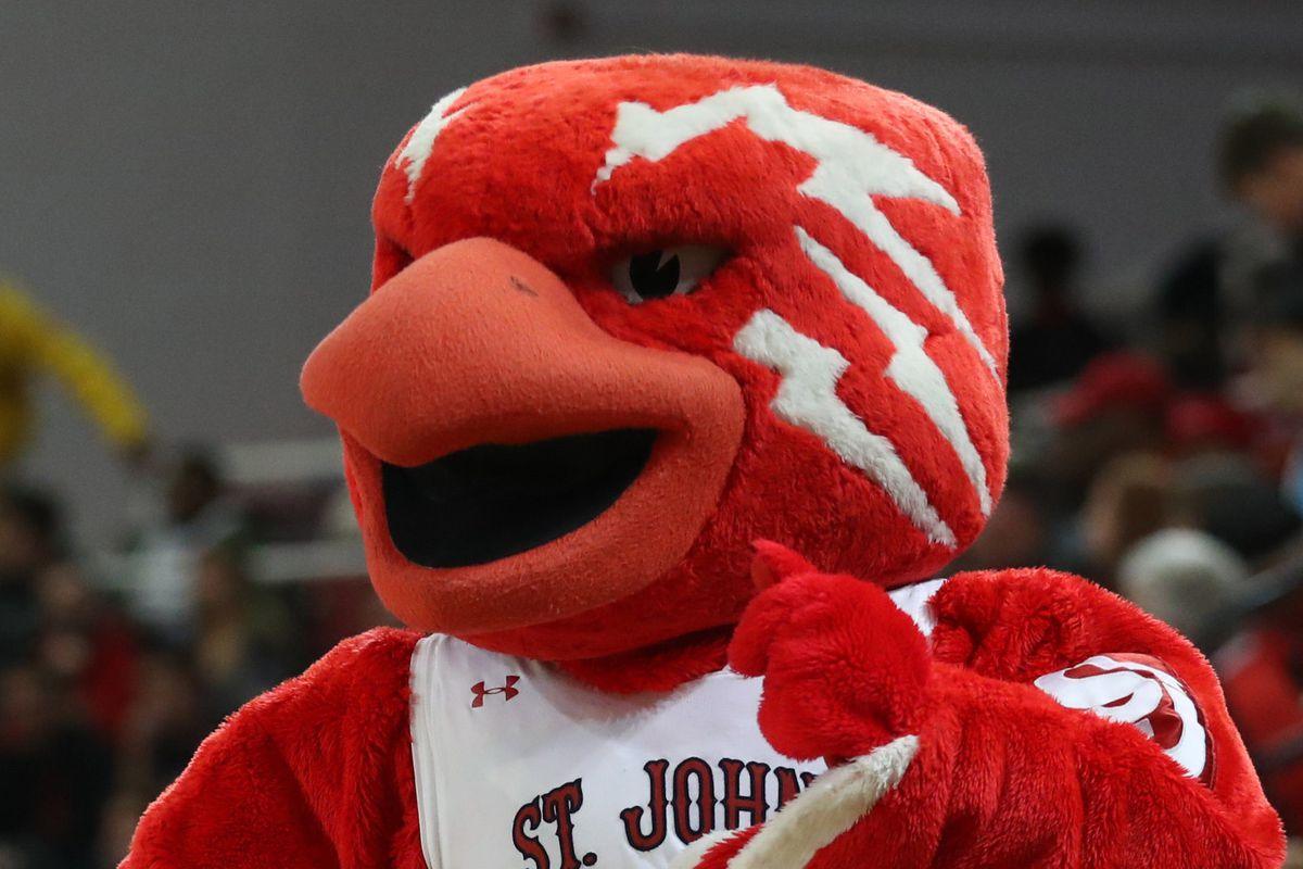 NCAA Basketball: Sacred Heart at St. John