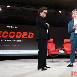 """Kara Swisher (Editor at large, Recode), Erica Anderson (Executive Producer) announce weekly newsletter """"Decoded"""""""