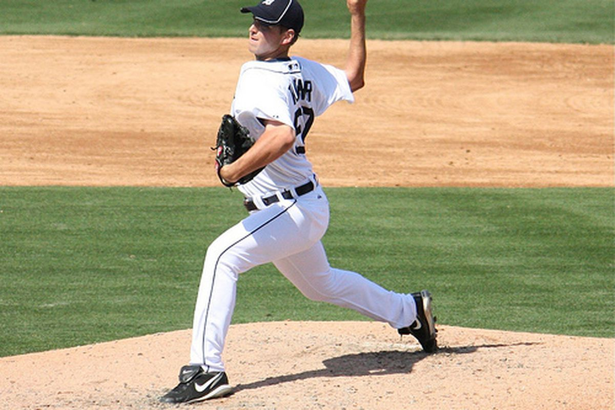 Jacob Turner, Detroit's top prospect. How's he doing in the FSL, and are there any other players to look forward to?