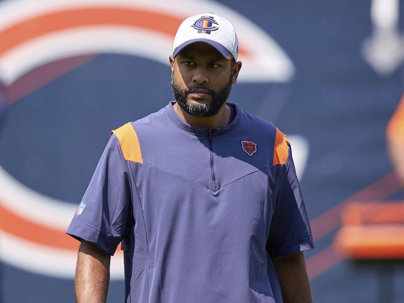 As an assistant with the Bears — he has worked under three head coaches, dating to 2013 — Sean Desai has taught offseason business courses at Lake Forest Graduate School of Management.