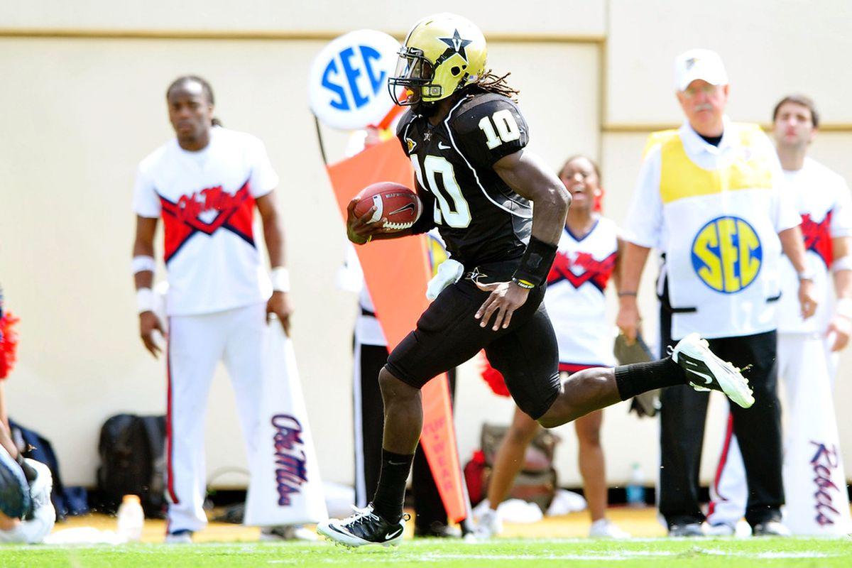 Vanderbilt optimism is off to a running start this year.