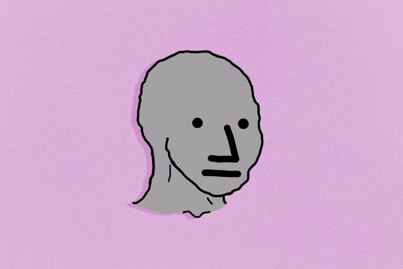 the npc meme went viral when the media gave it oxygen
