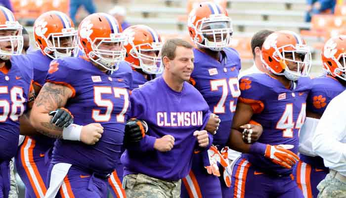 """2015 Military Appreciation """"Purple-Out"""" & Senior Day vs. Wake Forest"""