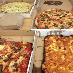 Artichoke pizza party