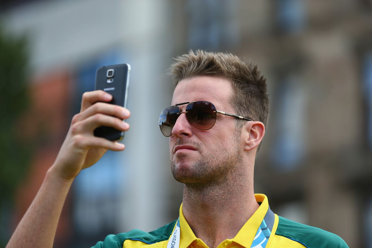 Australian Team Reception-20th Commonwealth Games 2014
