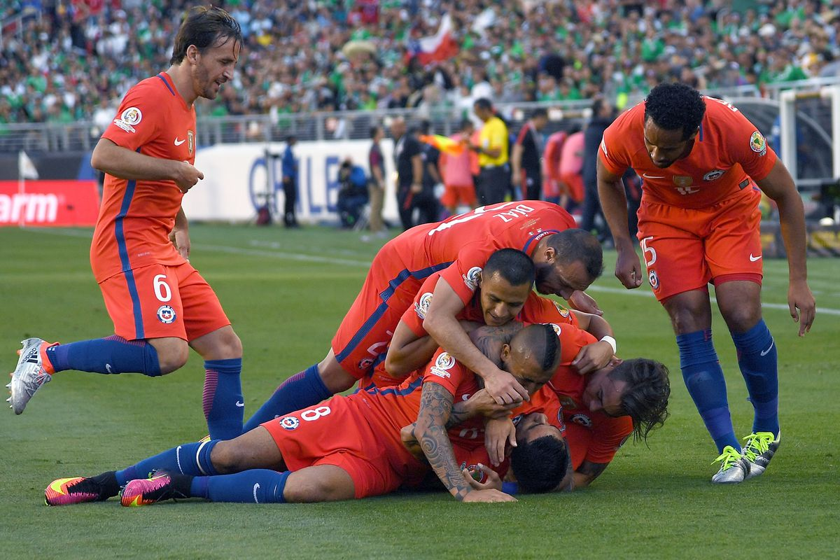 Matches And How To Watch Chile Vs
