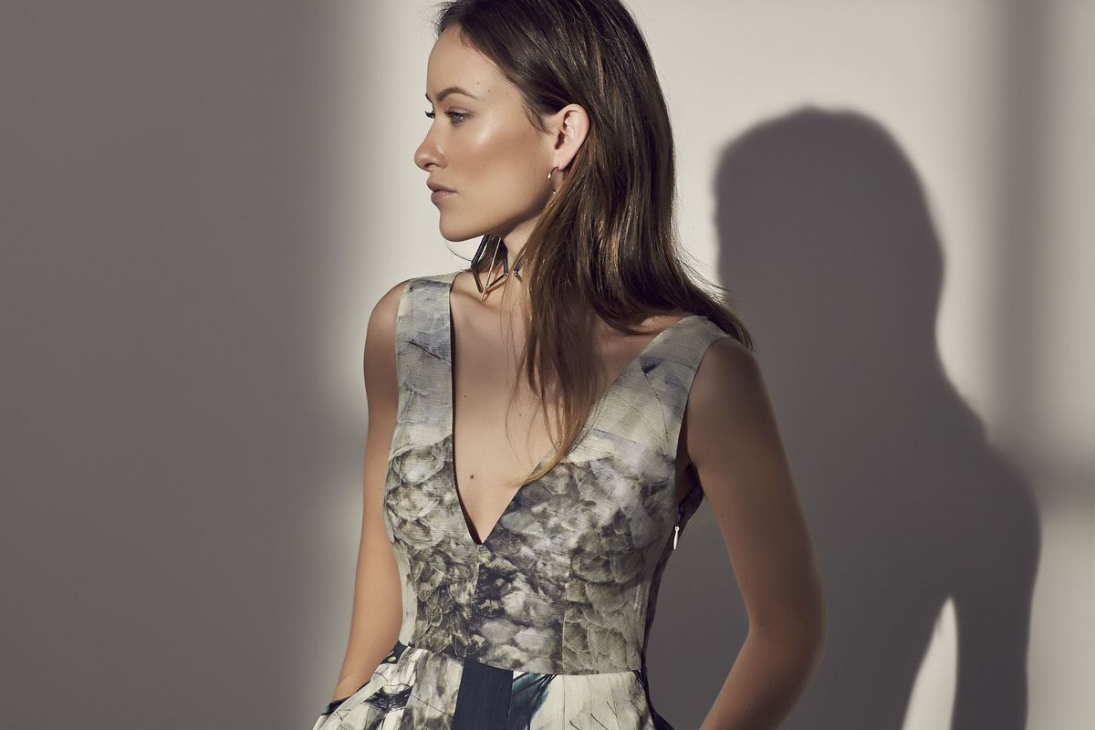 """Olivia Wilde for <a href=""""http://about.hm.com/en/ImageGallery/asset-detail-page.html/images/Fashion/Special%20Collection/Conscious/H&M_OW_0099.jpg.html"""">H&M Conscious Exclusive</a>"""