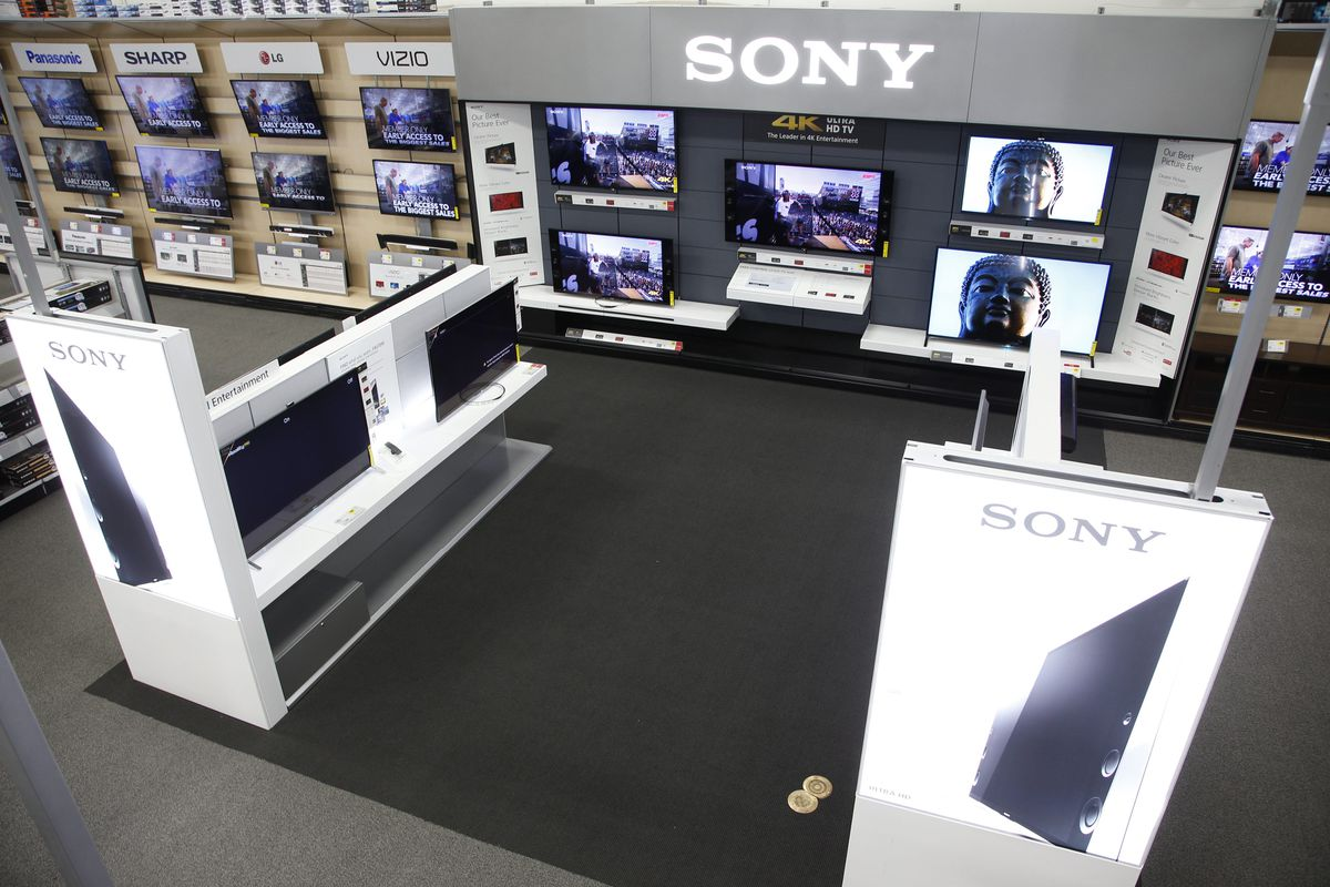 Sony downgrades retail ambitions to Best Buy store-within ...