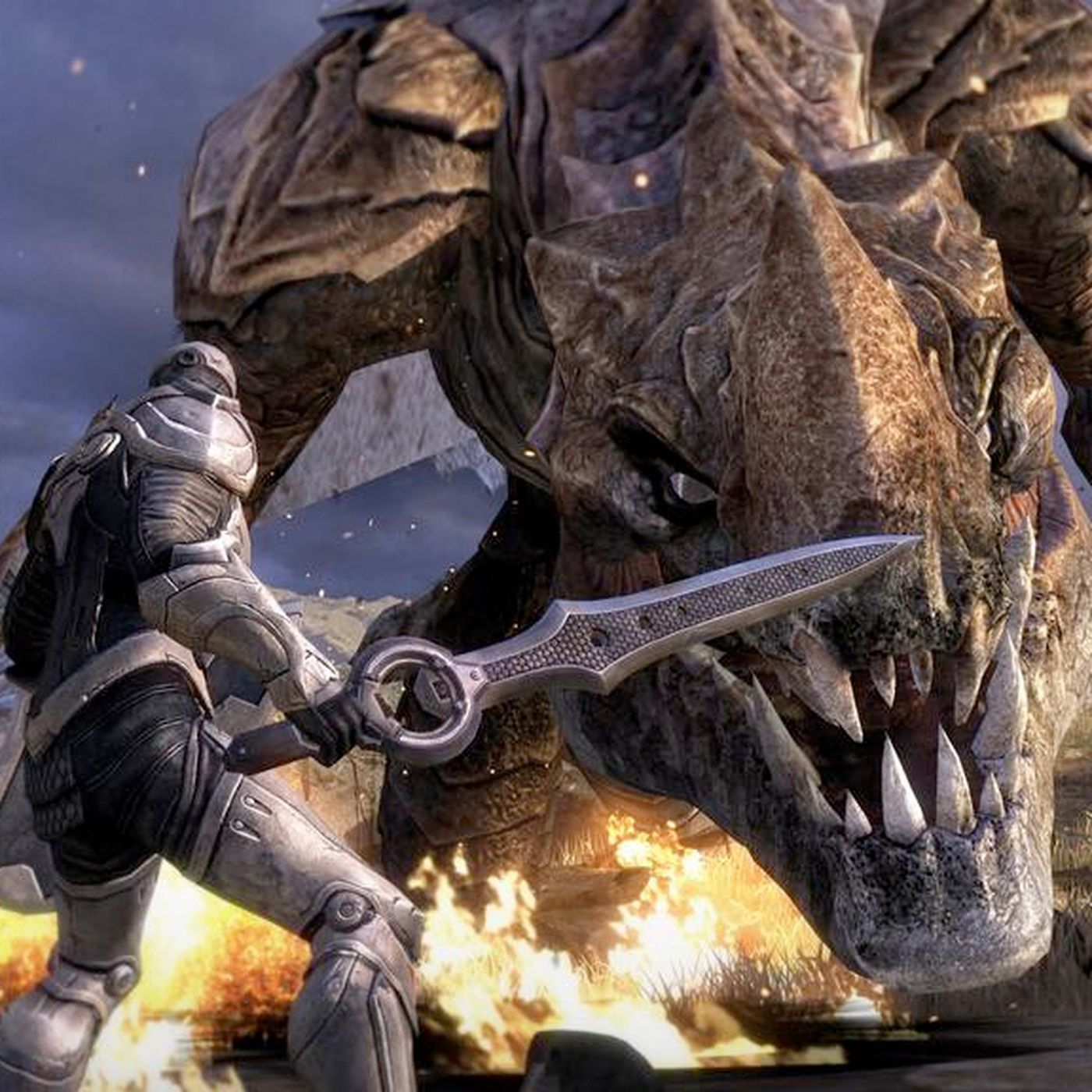Infinity Blade 3: Ausar Rising ready to expand iOS combat