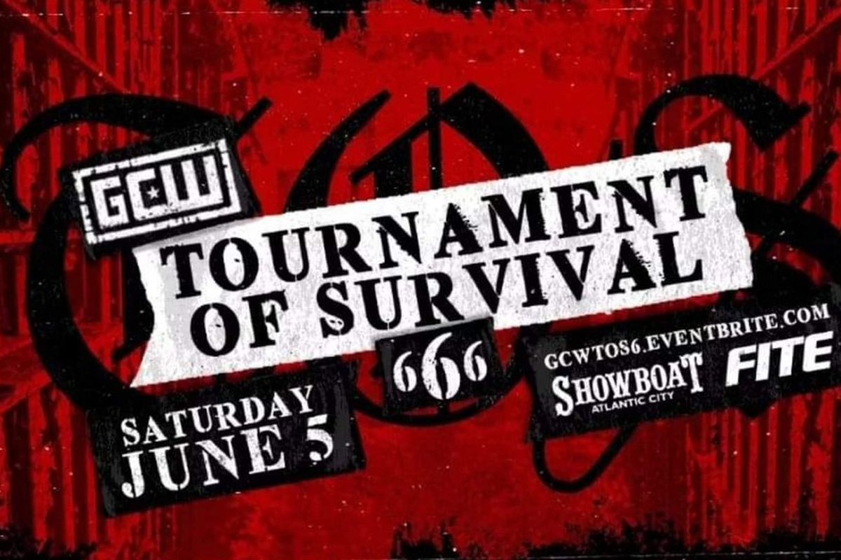 Poster for GCW Tournament of Survival 6