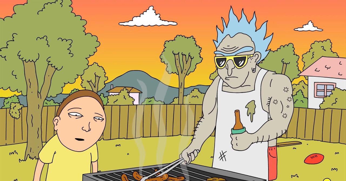 Bs.To Rick Und Morty