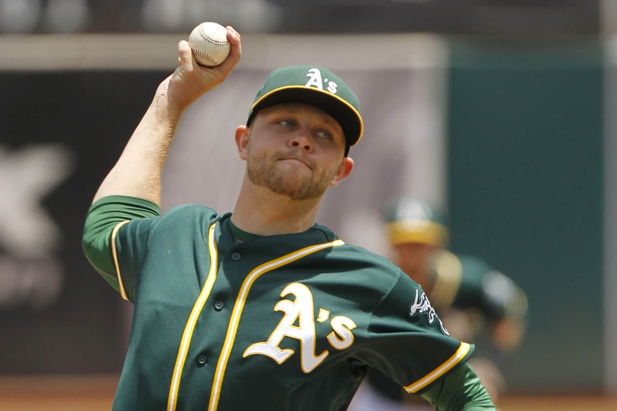 The A's can't be sure if Jesse Hahn will be fit for the season until spring training.