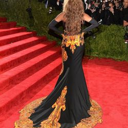 and Bey from the back