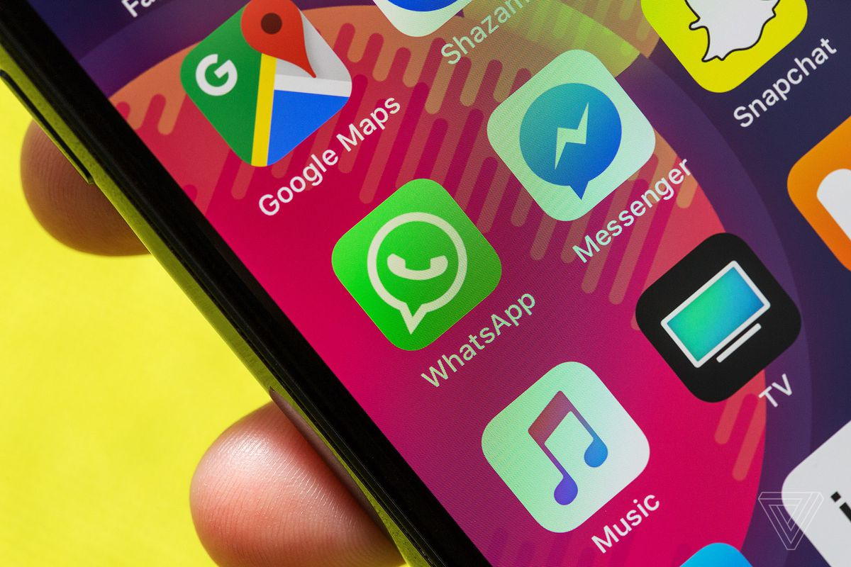 WhatsApp ups limit on video calls to eight people - The Verge