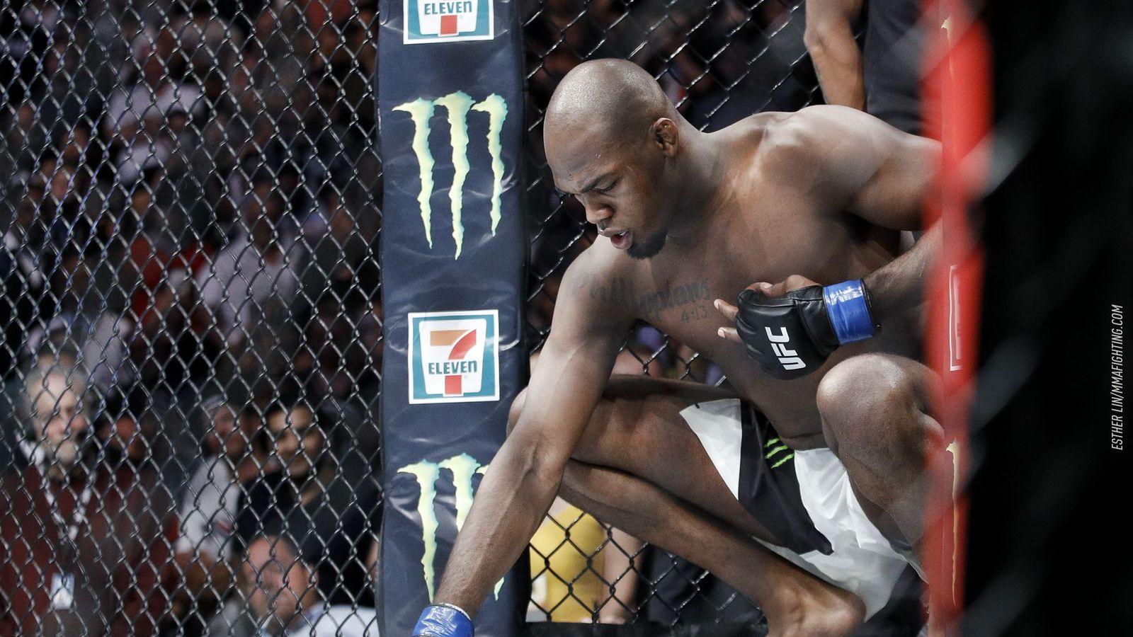Jon Jones failed drug test at UFC 214