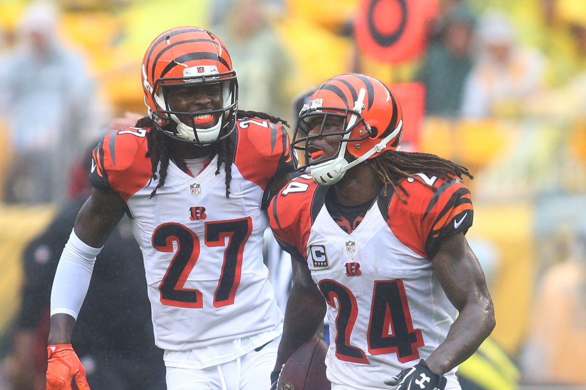 Are Bengals keeping Adam Jones for contract leverage with Dre