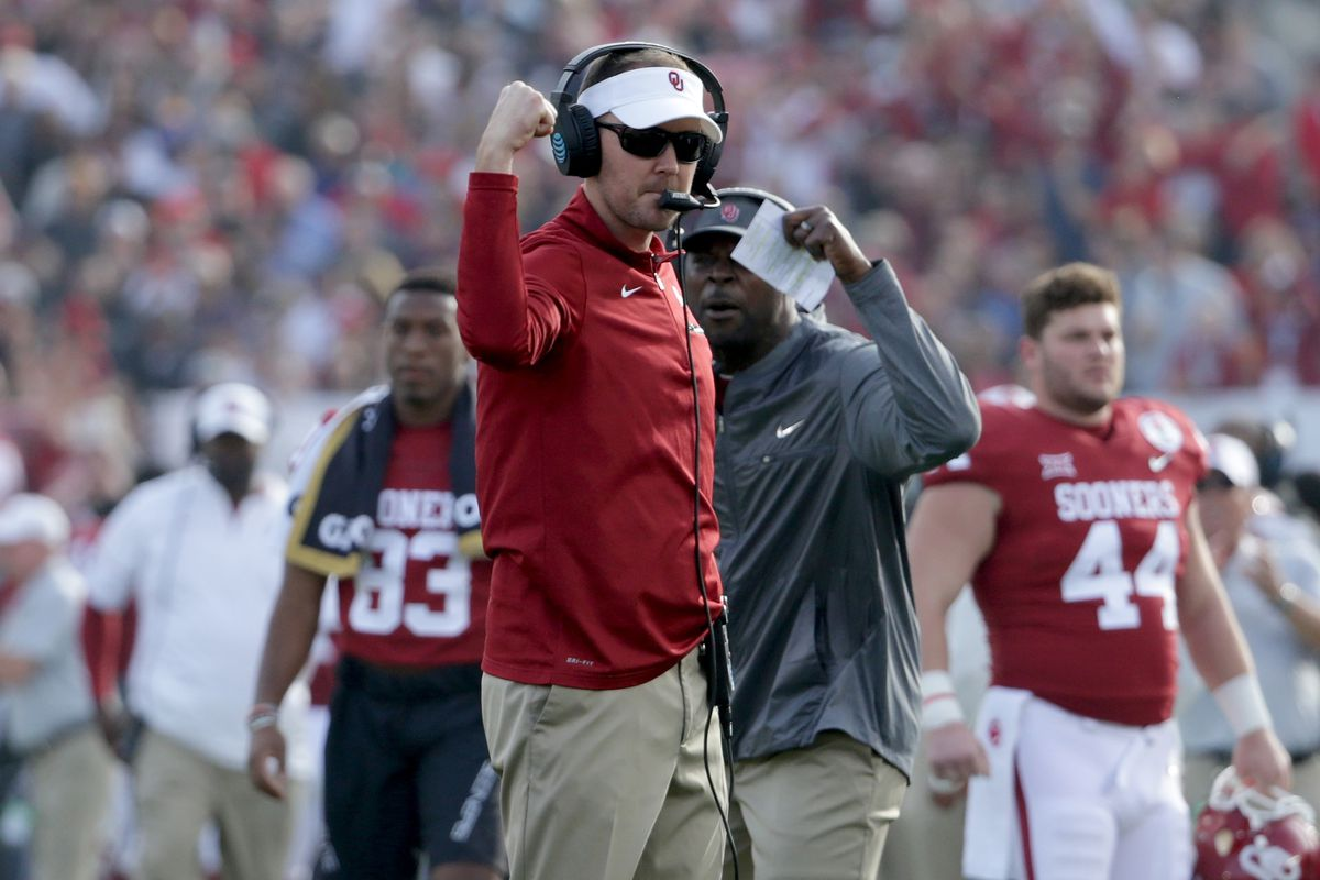 Lincoln Riley takes a shot at the SEC conference - Viva ...