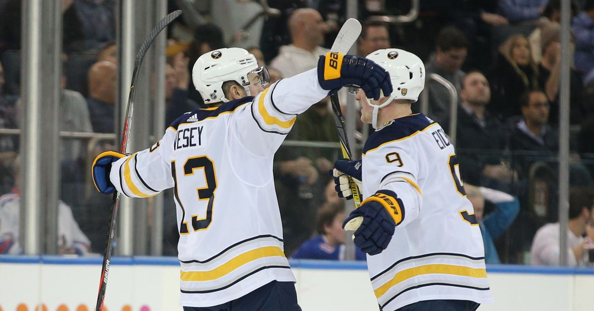 What Should the Sabres Do at the Deadline?