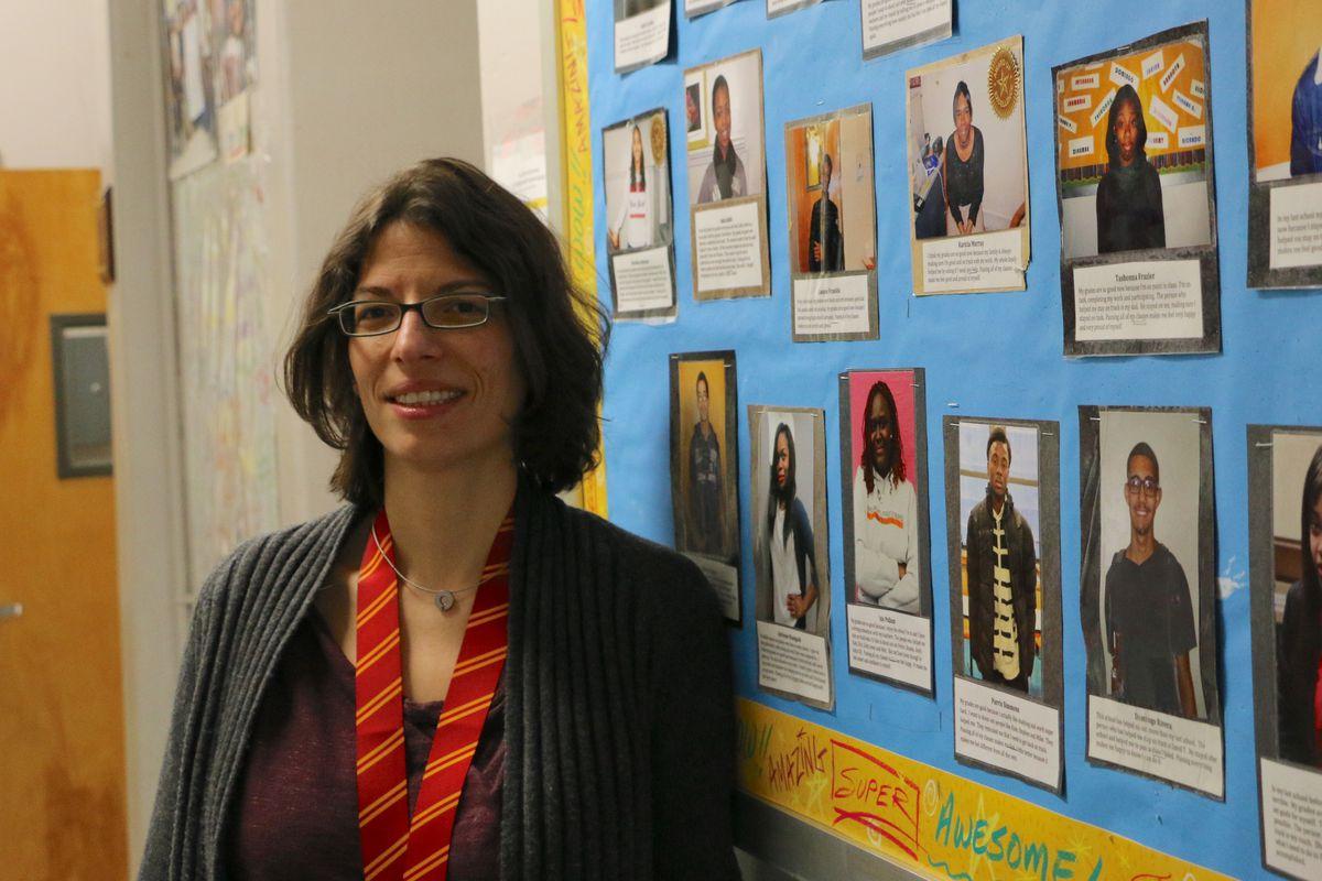 Brooklyn Frontiers Principal Alona Cohen