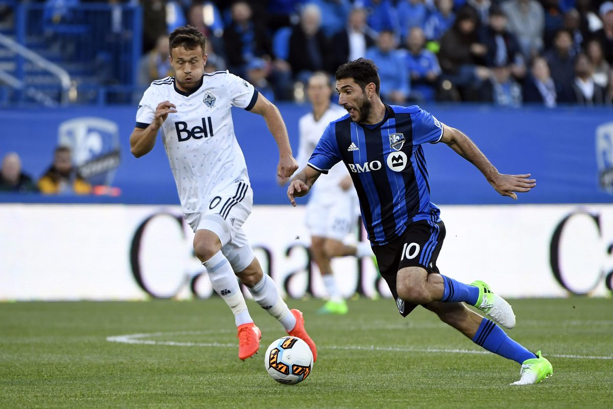 MLS: Canadian Championship-Vancouver Whitecaps FC at Montreal Impact