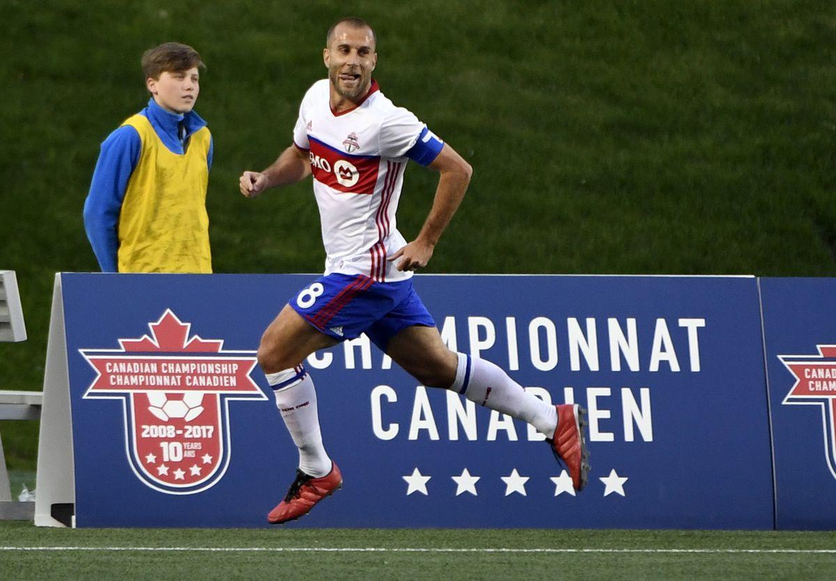 MLS: Canadian Championship-Toronto FC at Ottawa Fury