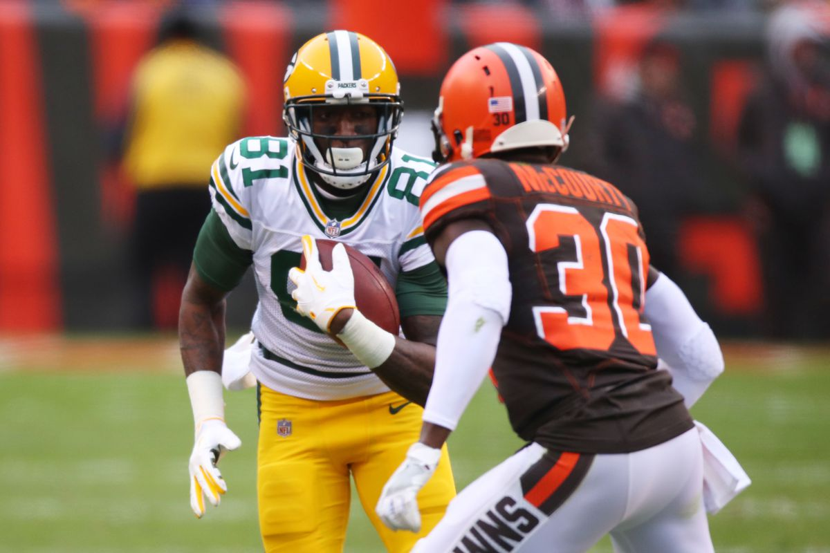 Green Bay Packers v Cleveland Browns