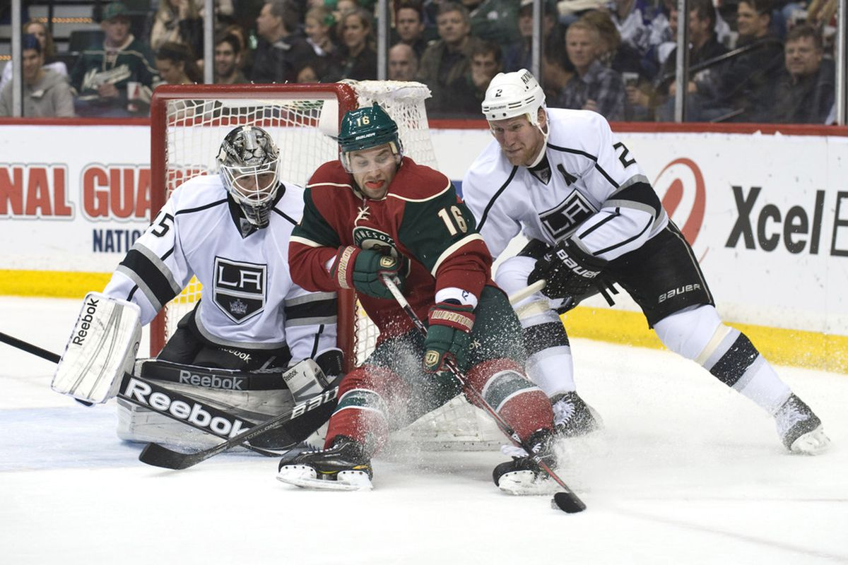 Jason Zucker has played two games, and the Wild have won two straight games.  The magic of the Fletcher draft picks is already starting.