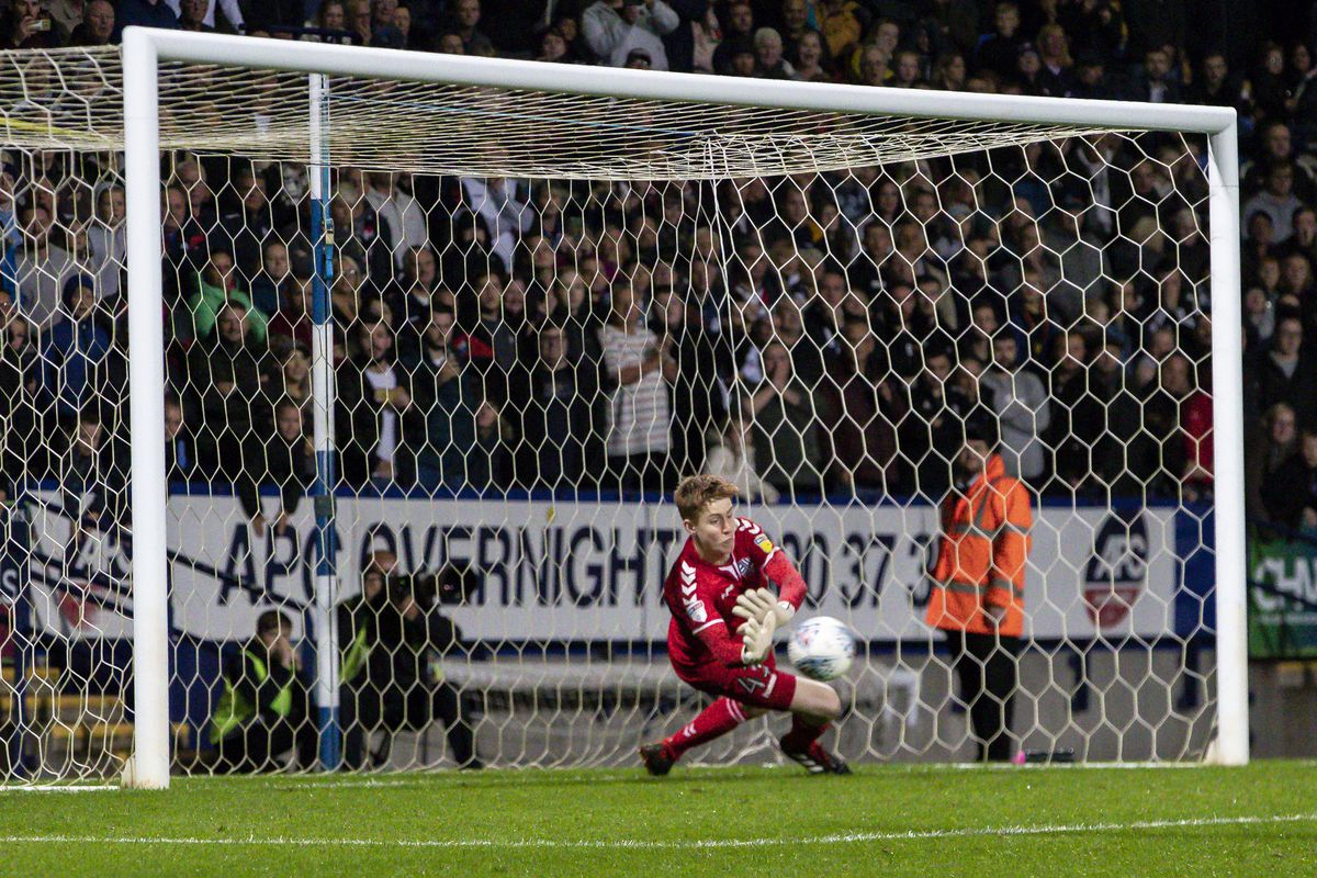 Bolton Wanderers v Bradford City - EFL Leasing.com Trophy