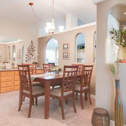 Manufactured homes still offer great living space.