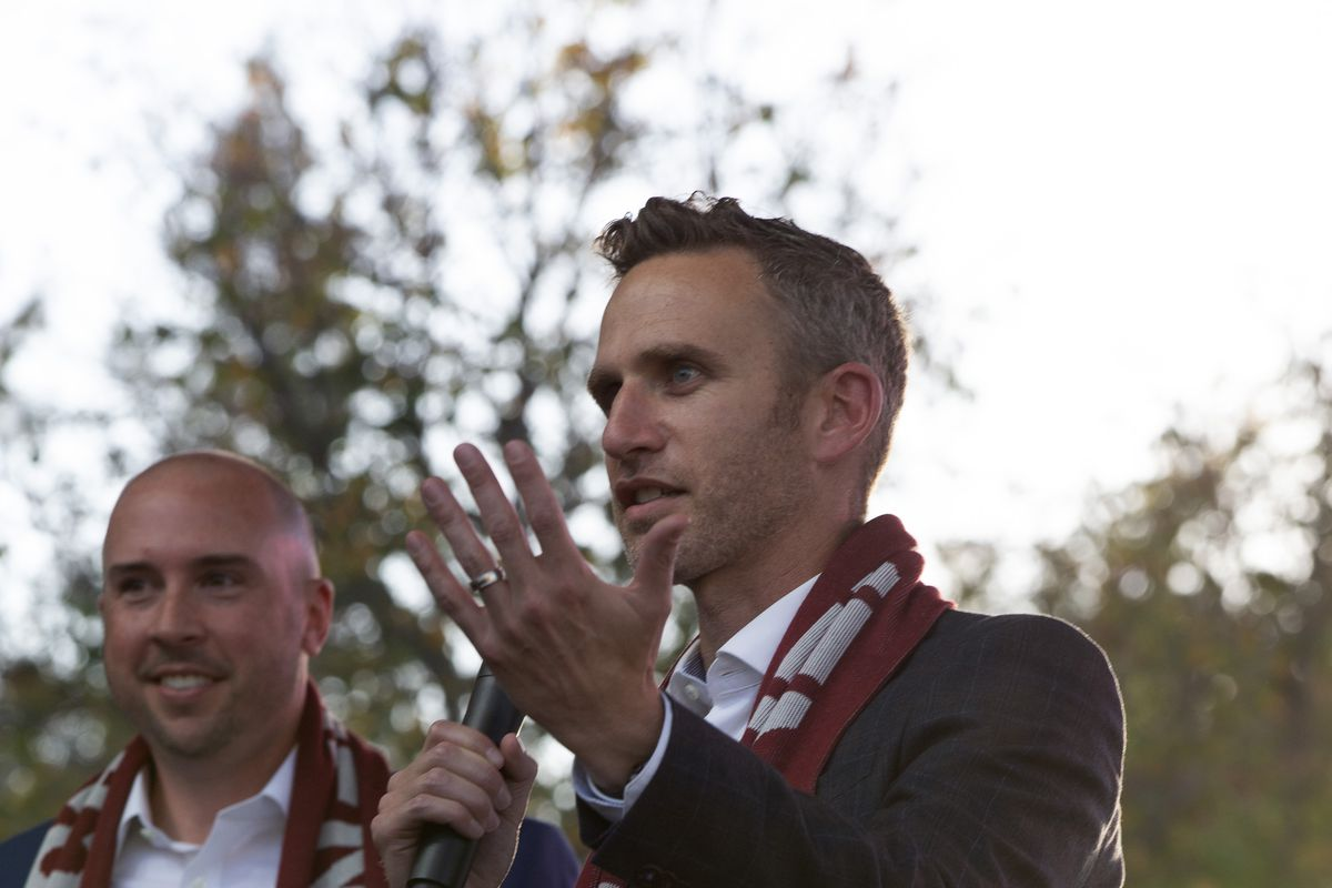 MLS: Fan Celebration Event