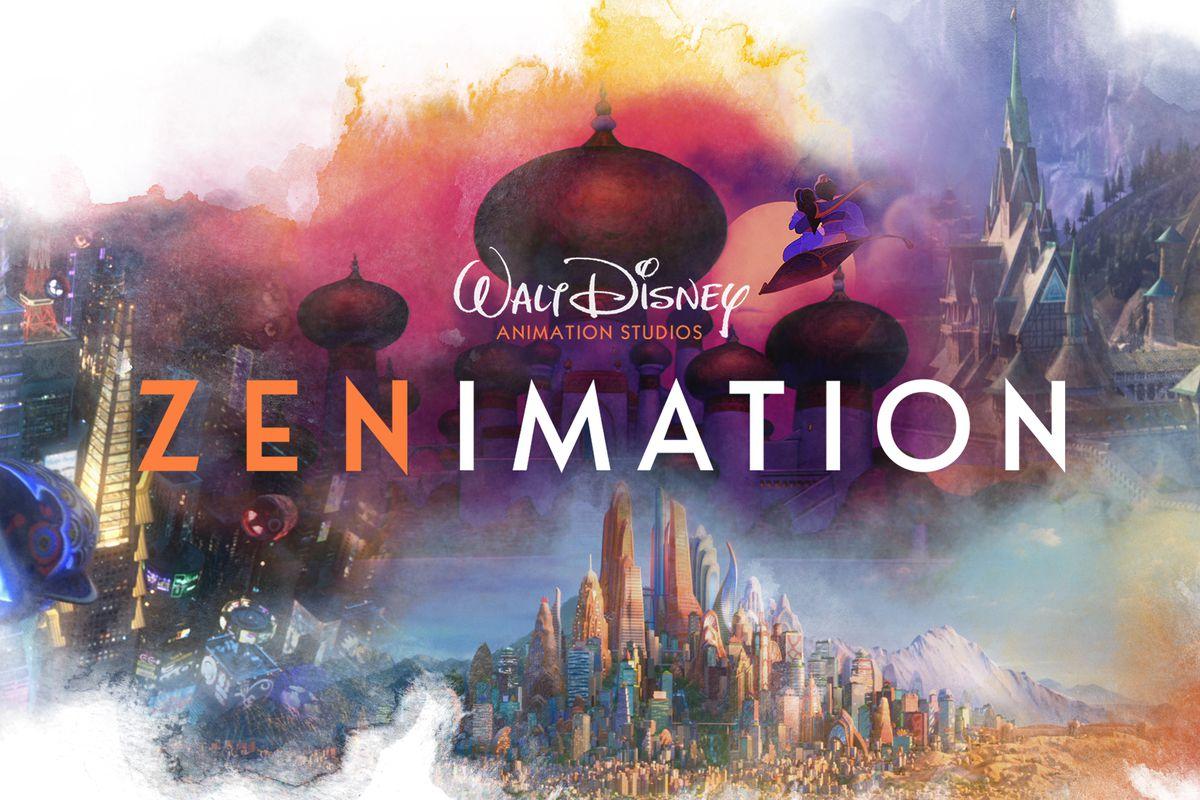 Disney+ adds 'Zenimation' to streaming platform - Deseret News