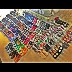 Mason pulls his family out of overwhelming debt by selling all the kicks he no longer wants.