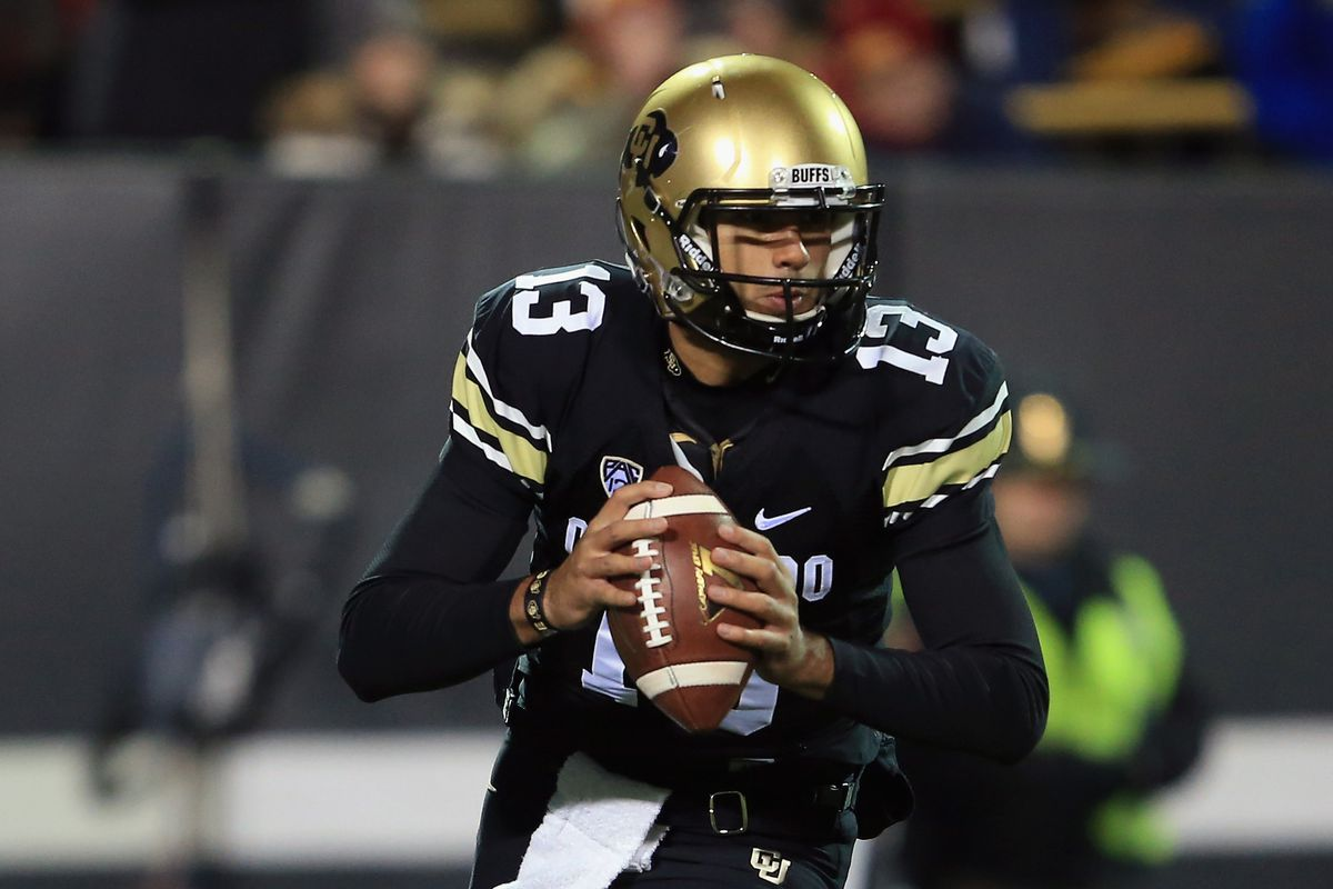 Sefo Liufau will have to play his most precise game yet if the Buffs are to pull of the upset.