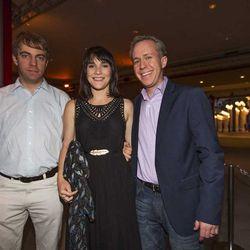 Eater's Lockhart Steele, Amanda Kludt, and Josh Albertson