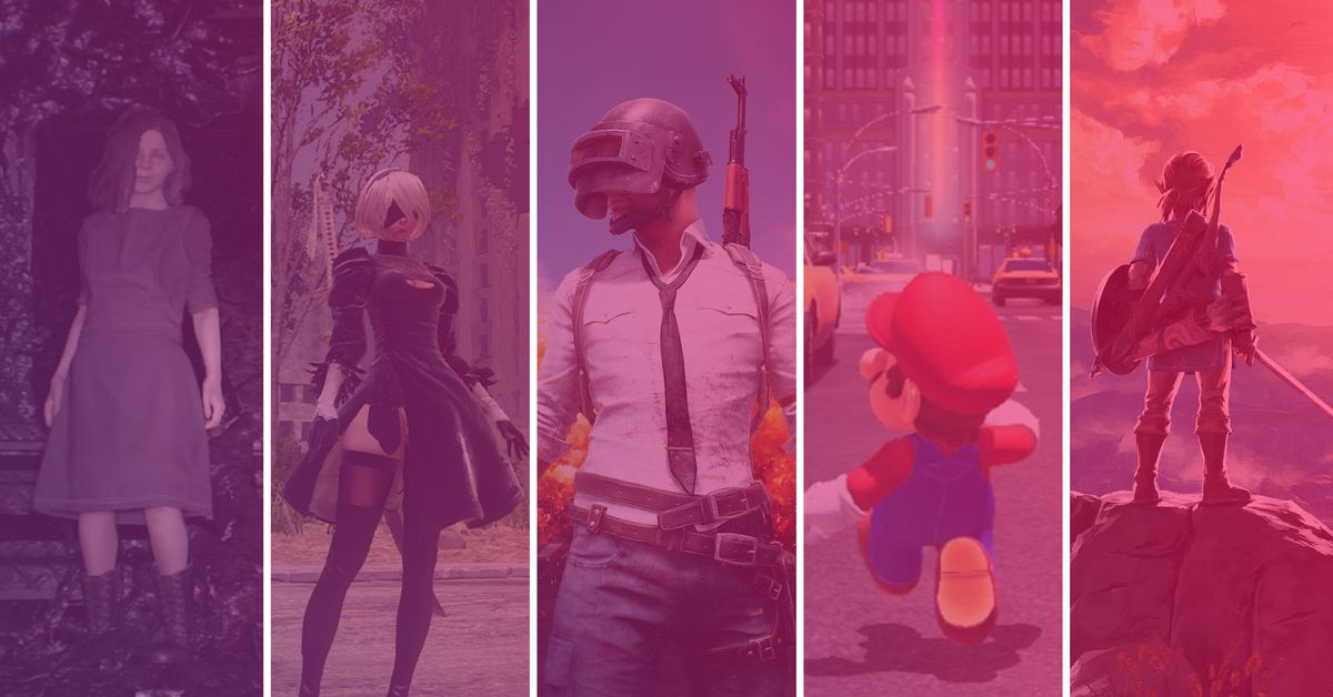 The 50 Best Games Of 2017 Polygon