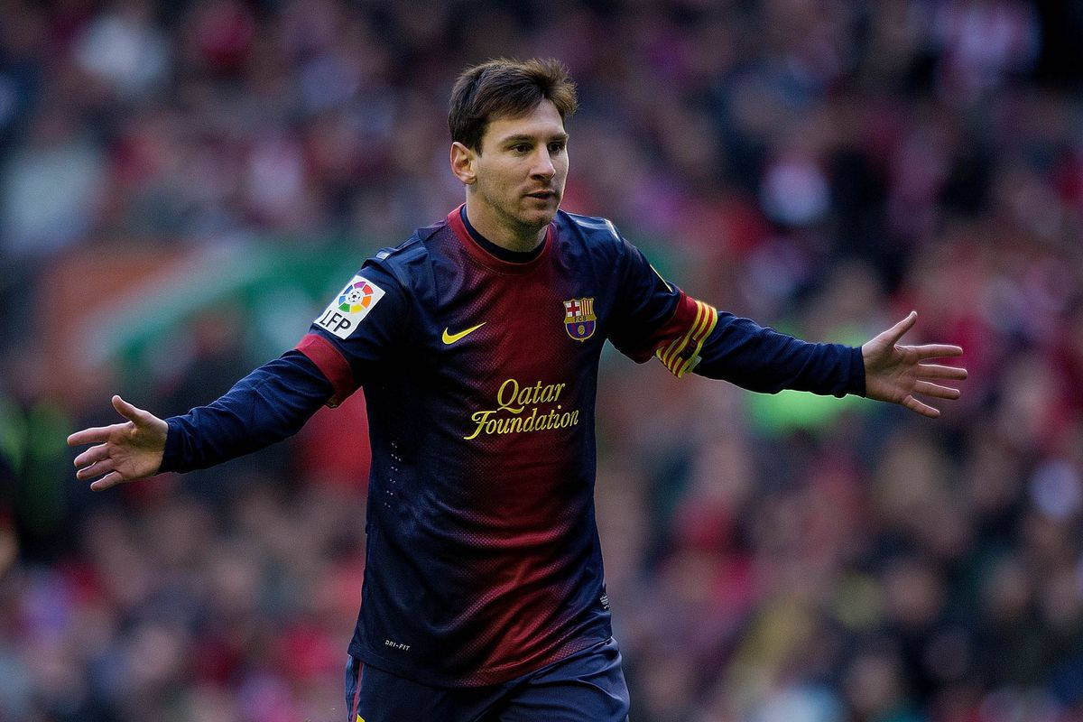 Messi Got Himself Back On The Score Sheet With A Goal This Evening Gonzalo Arroyo Moreno