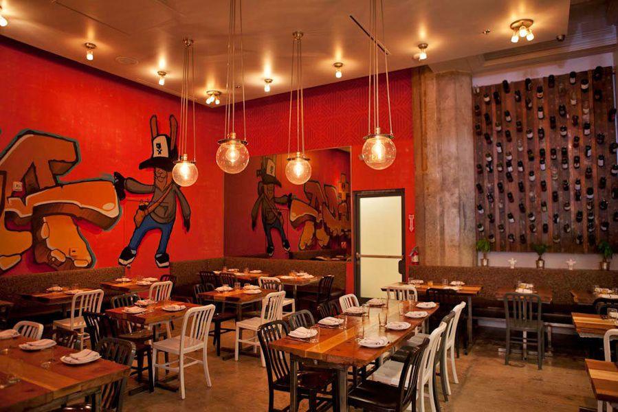 Peruvian Restaurant Downtown Denver