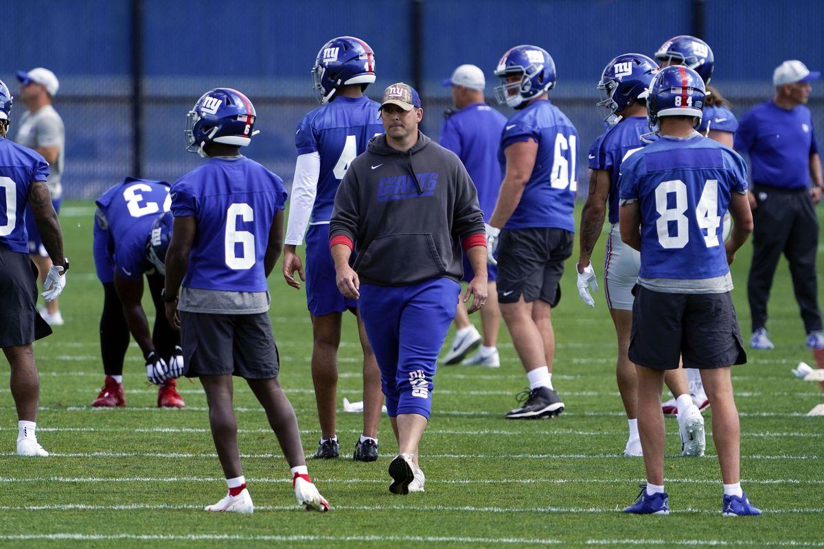 NFL: New York Giants OTA