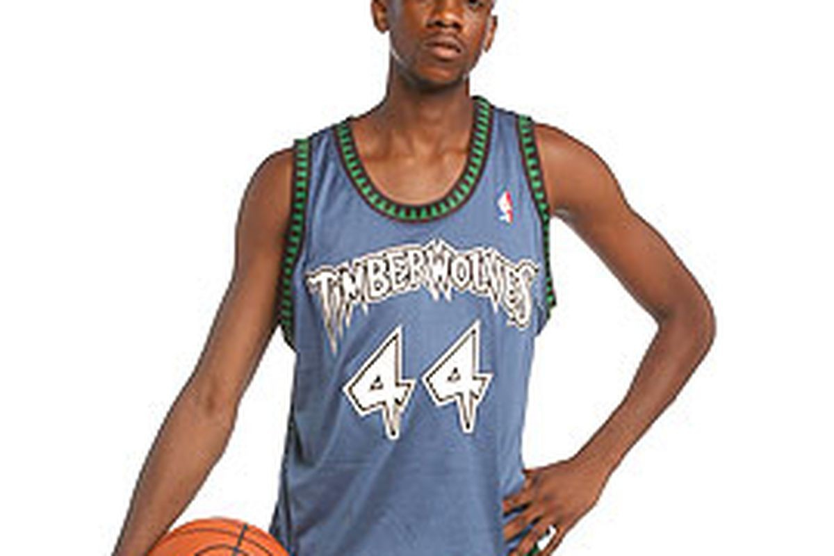 """Finding Ndudi Ebi is almost as hard to do on the internet as it was to do on an NBA basketball court (picture via <a href=""""http://steveandfilbertshow.blogspot.com/"""">Nick's Sports Blog</a>)"""