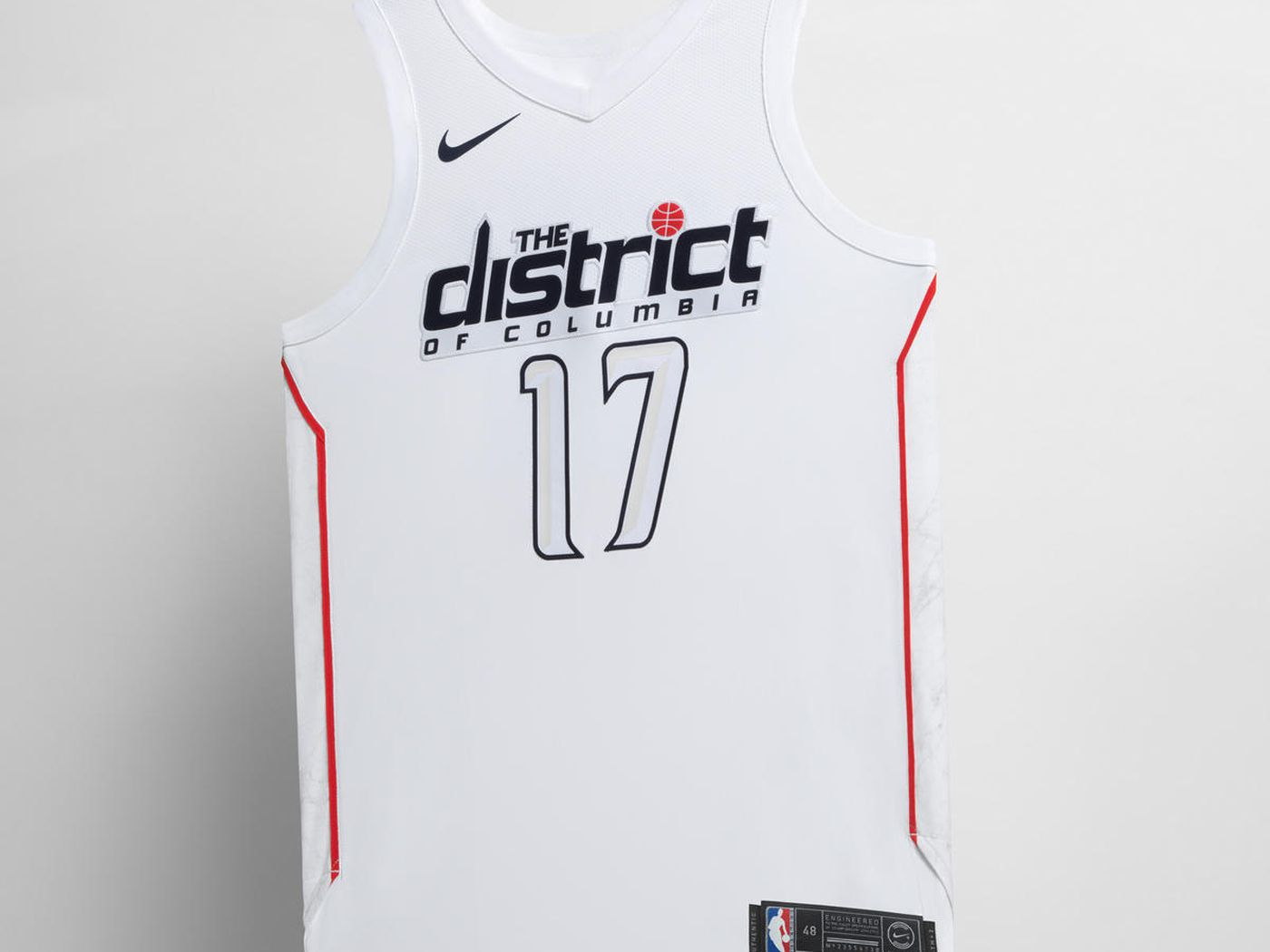 official photos e58b5 223b4 Here is the Wizards 'The District' City Edition uniform ...