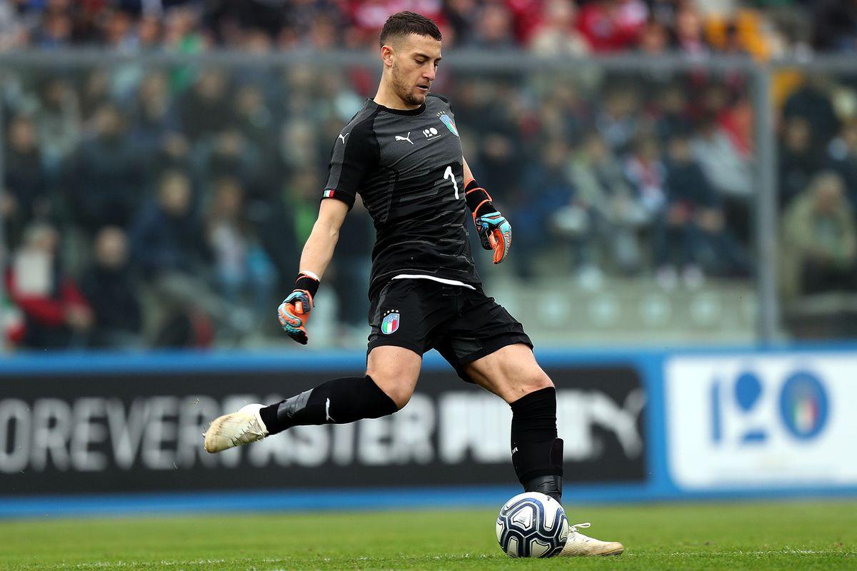 Italy U20 v Germany U20 - 8 Nations Cup