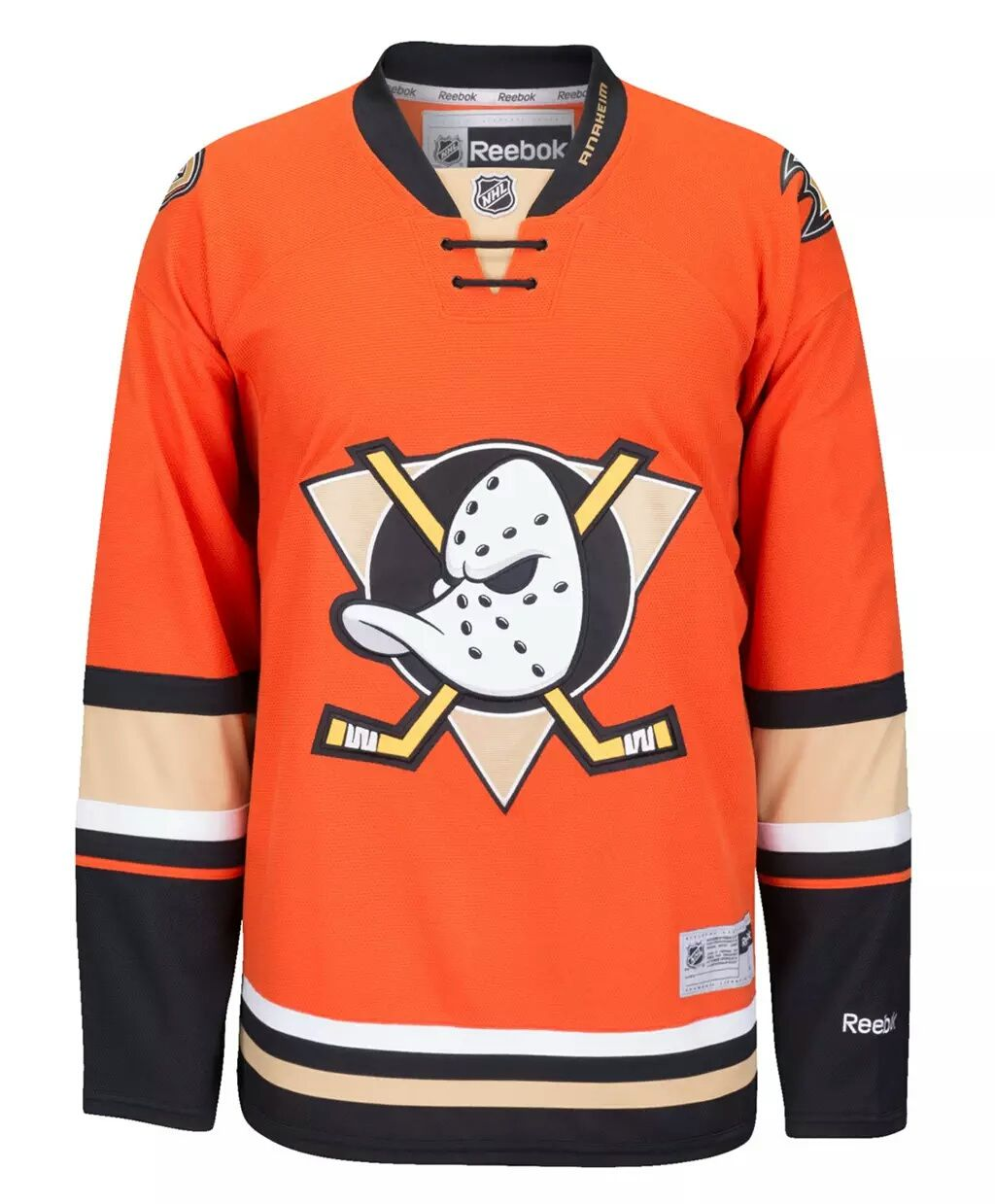 low priced 3de82 9ca42 It's Official: Anaheim Ducks New 2015-16 Third Jersey Leaks ...